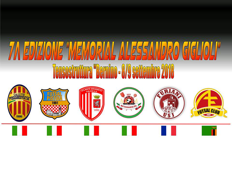 Italian International Futsal Tournament,  It is official!