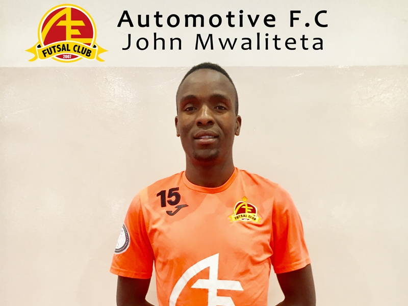Automotive F.C have signed the Z.F.L top scorer John Mwaliteta.